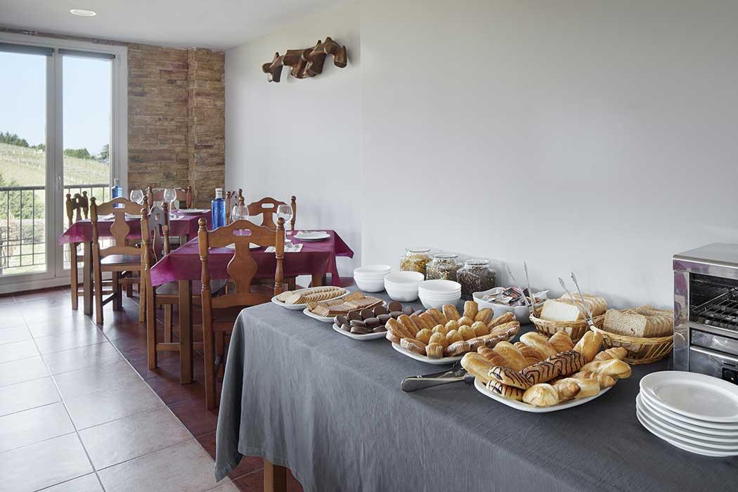 casa rural xabin etxea getaria desayunos 07