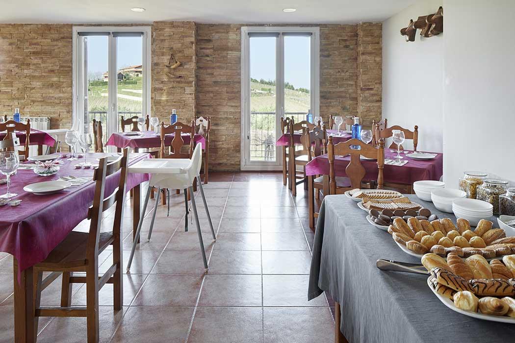 casa rural xabin etxea getaria desayunos 08