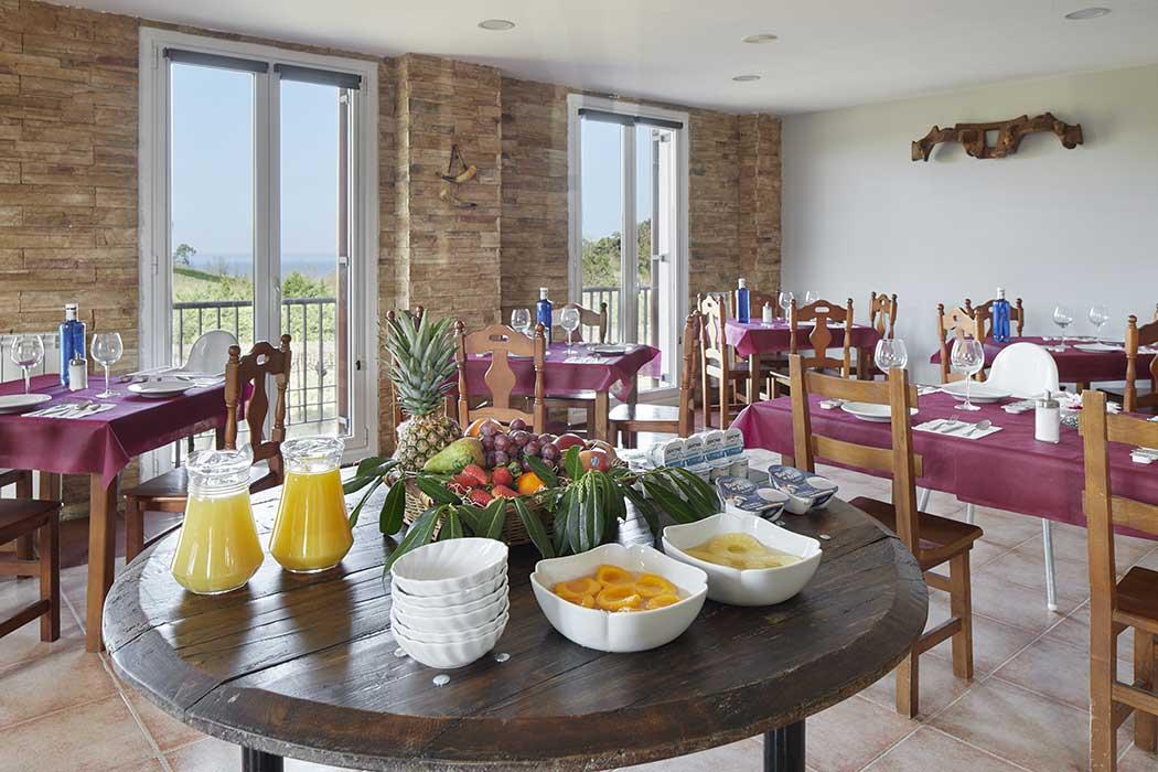 casa rural xabin etxea getaria desayunos 09